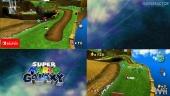 Super Mario Galaxy: Wii VS Switch Graphics Comparison