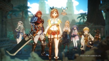 Atelier Ryza 2 - Theme Song