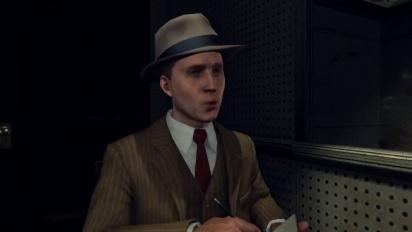 L.A. Noire - Motion Capture Gag Reel