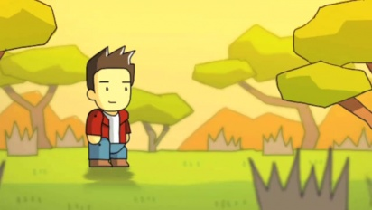 Super Scribblenauts - Deeper Levels Trailer