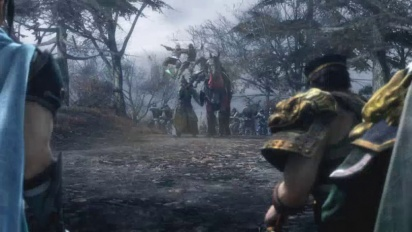 Dynasty Warriors 7 - Debut Trailer
