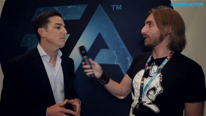 E3 13: EA Sports - Andrew Wilson Interview