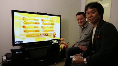 Pikmin 3 - Miyamoto plays Mission mode
