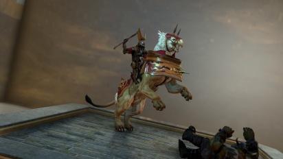 Total War: Warhammer - Introducing Demigryphs Trailer