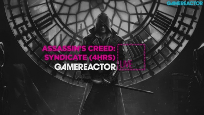 Assassin's Creed: Syndicate - Launch Livestream Replay Pt.1