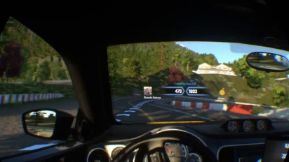 Driveclub VR - PS4 Pro Gameplay