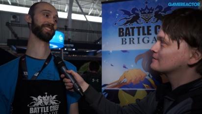 Battle Chef Brigade - Tom Eastman Interview