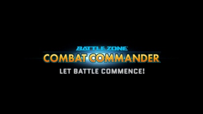 Battlezone: Combat Commander: Game Reveal