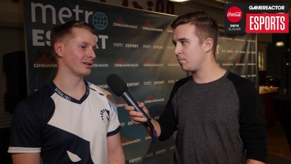 DreamHack Winter - Quake Champions: Winz Interview