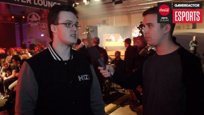 DreamHack Winter - H1Z1: Chipzy Interview