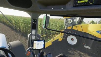 Farming Simulator 19 - Stadia Gamescom Trailer