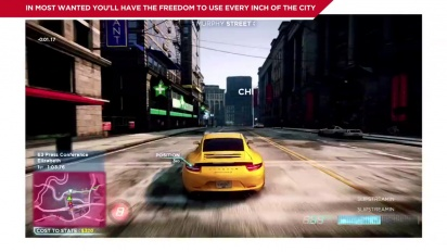 Need for Speed: Most Wanted - Insider Gameplay Video Walkthrough