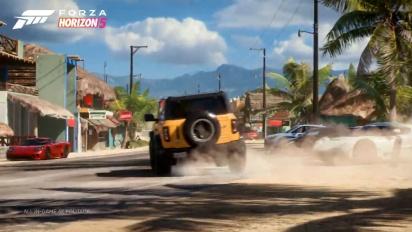Forza Horizon 5 - Announcement Trailer