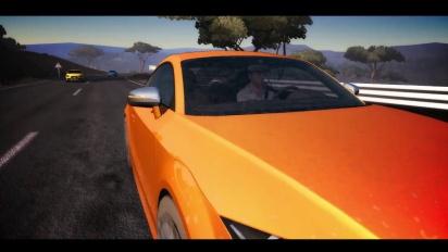 Test Drive Unlimited 2 - Audi E7 Trailer