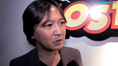 E3 13: Sonic Lost World - Interview