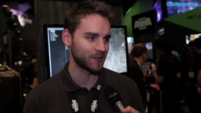 E3 13 Arma III - Creative Director Interview