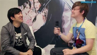 GC 13: Killer is Dead - Suda 51 Launch Interview