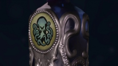 Bioshock Infinite - Undertow Vigor Bottle