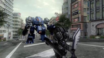 Earth Defense Force 2025 - Trailer