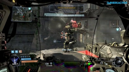 Titanfall - Xbox 360 Gameplay