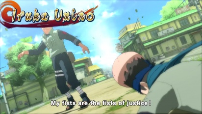 Naruto Shippuden: Ultimate Ninja Storm Revolution - Anime Expo 2014 Trailer