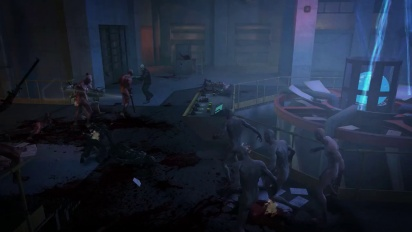 Killing Floor - End of the Line Trailer