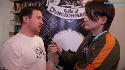 Guild of Dungeoneering - Colm Larkin Interview