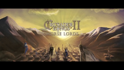 Crusader Kings II - Horse Lords Release Trailer