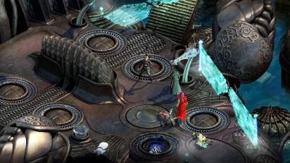 Torment: Tides of Numenéra - Alpha Crisis Gameplay