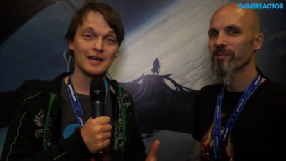 Torment: Tides of Numenera - Colin McComb Interview
