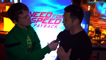 Need for Speed Payback - William Ho Interview