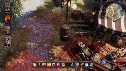 Divinity: Original Sin II - Consoles announcement trailer