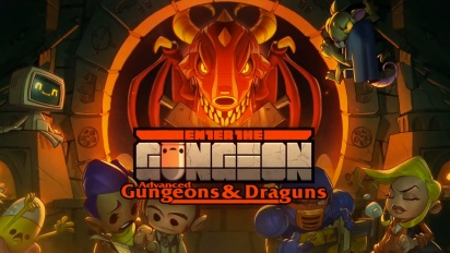 Enter the Gungeon: Advanced Gungeons & Draguns - Launch Trailer