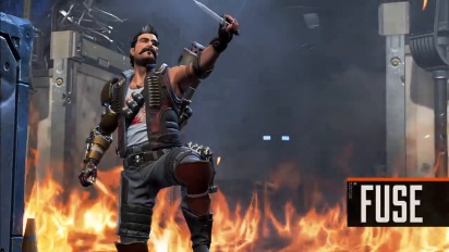 Apex Legends - Fuse Character Trailer