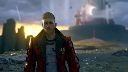 Marvel's Guardians of the Galaxy - Gameplay First Look