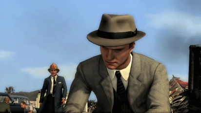 L.A. Noire - Developer Diary: The Technology Behind Performance