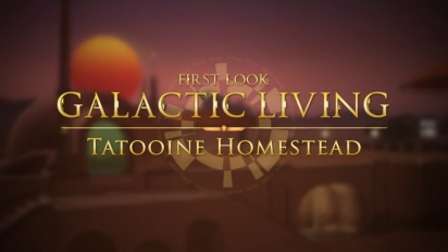 Star Wars: The Old Republic - Galactic living: Tatooine Homestead Trailer