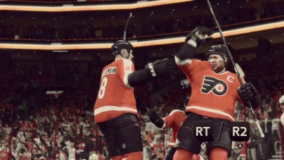 NHL 15 - Tips and Tricks: How to Celebrate