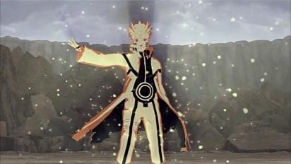 Naruto Shippuden: Ultimate Ninja Storm Revolution - Launch Trailer