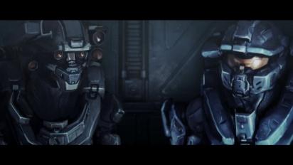 Halo 2 - Anniversary Prologue Terminal 2 – Unyielding