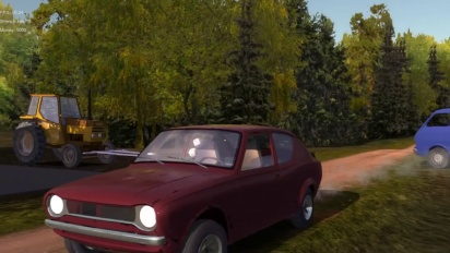 My Summer Car – What it is all about - Let's Play with developer Johannes Rojola