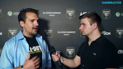 Call of Duty Championship - Lead Multiplayer Designer Greg Reisdorf Interview