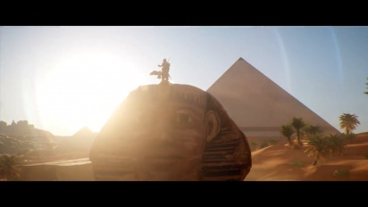Assassin's Creed: Origins - Birth of the Brotherhood Trailer