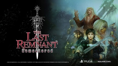 The Last Remnant Remastered - Announcement Teaser