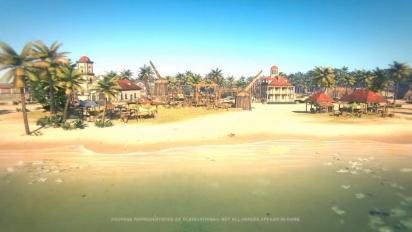 Port Royale 4 - Announcement Trailer
