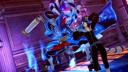 Persona 5 Scramble: The Phantom Strikers - Fox Character Video (Japanese)