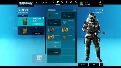 Ghost Recon Online - Equipment Upgrading Trailer