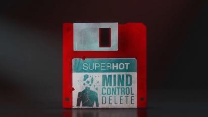 Superhot: Mind Control Delete - Launch Trailer