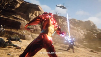 Marvel's Midnight Suns - 'The Awakening' Announcement Trailer