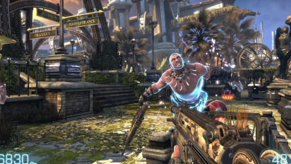 Bulletstorm - Bullet points with Michael Capps II